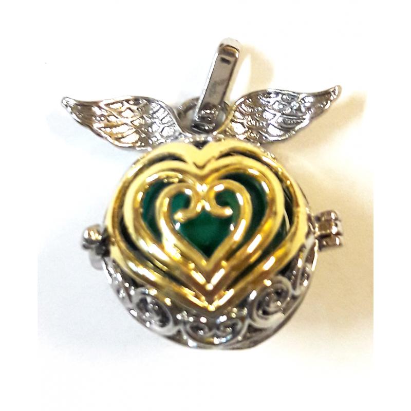 AN02A Anillo Atlante de plata .925 con oro y cobre  del número 11 al 14.