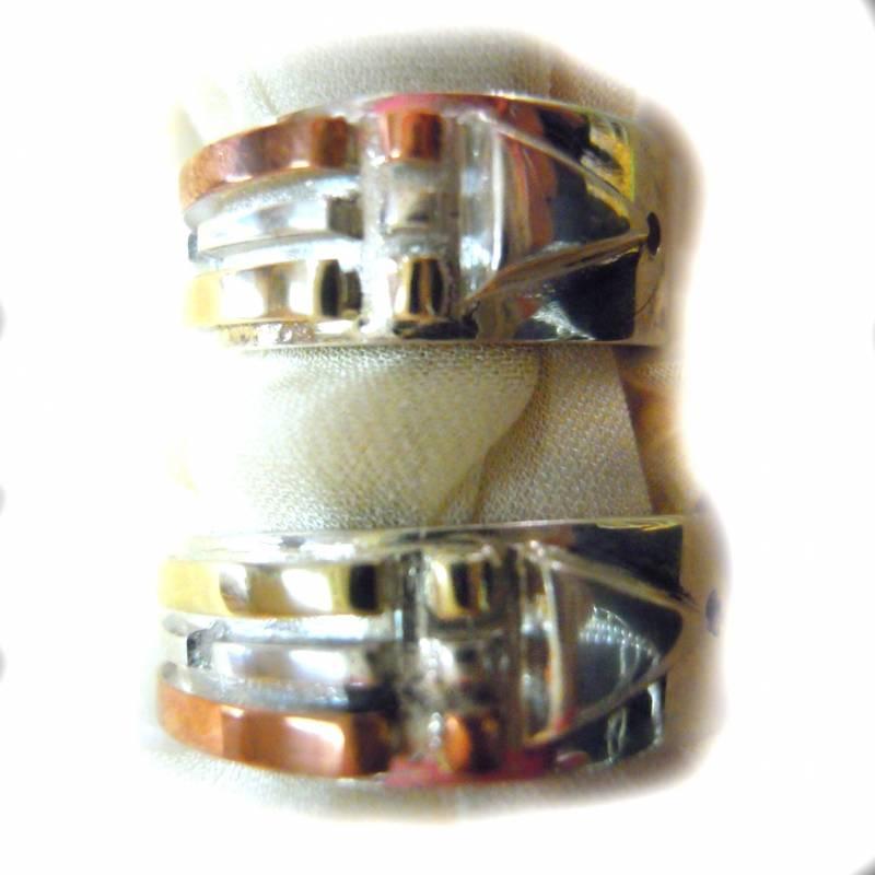 DIJE18A Dije de plata con OM. 2.3 cm